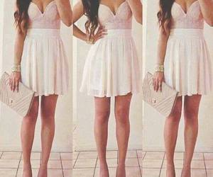 dresses, lovely, and skirts image