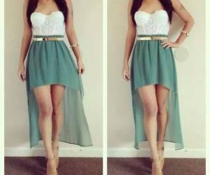 beautiful, clothing, and dresses image