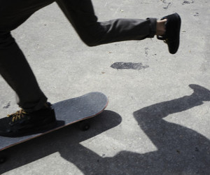 skate, grunge, and pale image