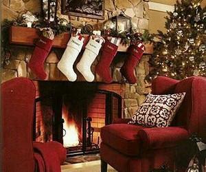 christmas, home, and Lazy image