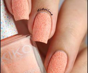kiko, nail art, and pastel image