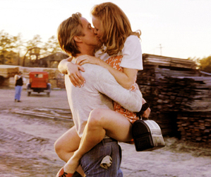 couple, movie, and the notebook image