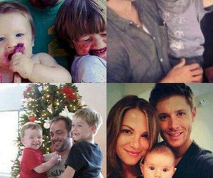 supernatural, family, and jared padalecki image