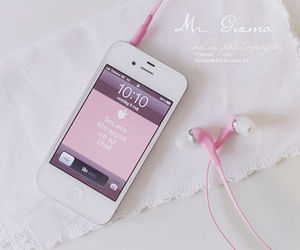 iphone, ipod, and music image