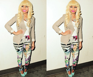 nicki minaj, barbie, and blonde image
