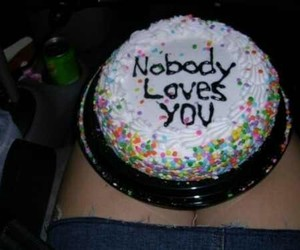cake, nobody, and grunge image