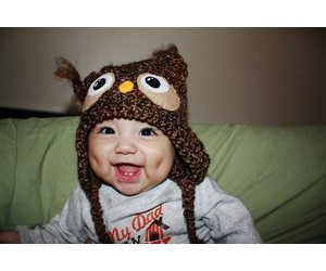 baby and dimples image