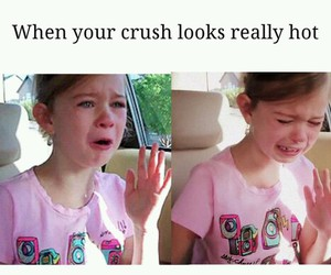 crush, funny, and Hot image