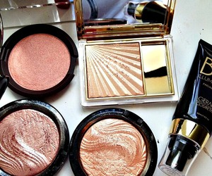 makeup, cosmetics, and make up image