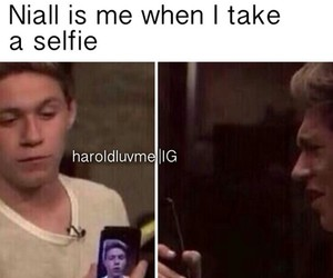 funny, true, and selfie image
