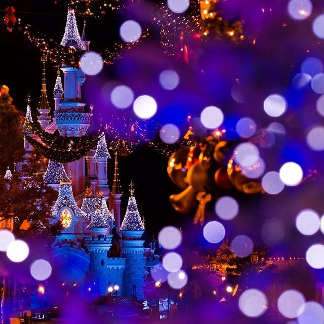 christmas, light, and magic image