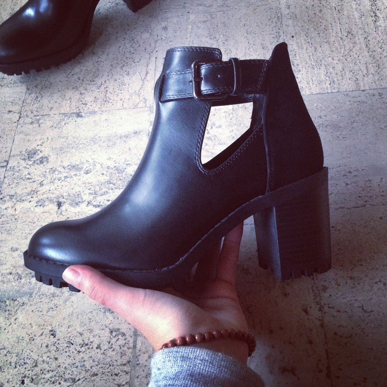 boots, style, and Zara image