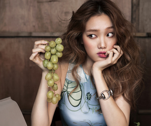 lee sung kyung, model, and sung kyung image