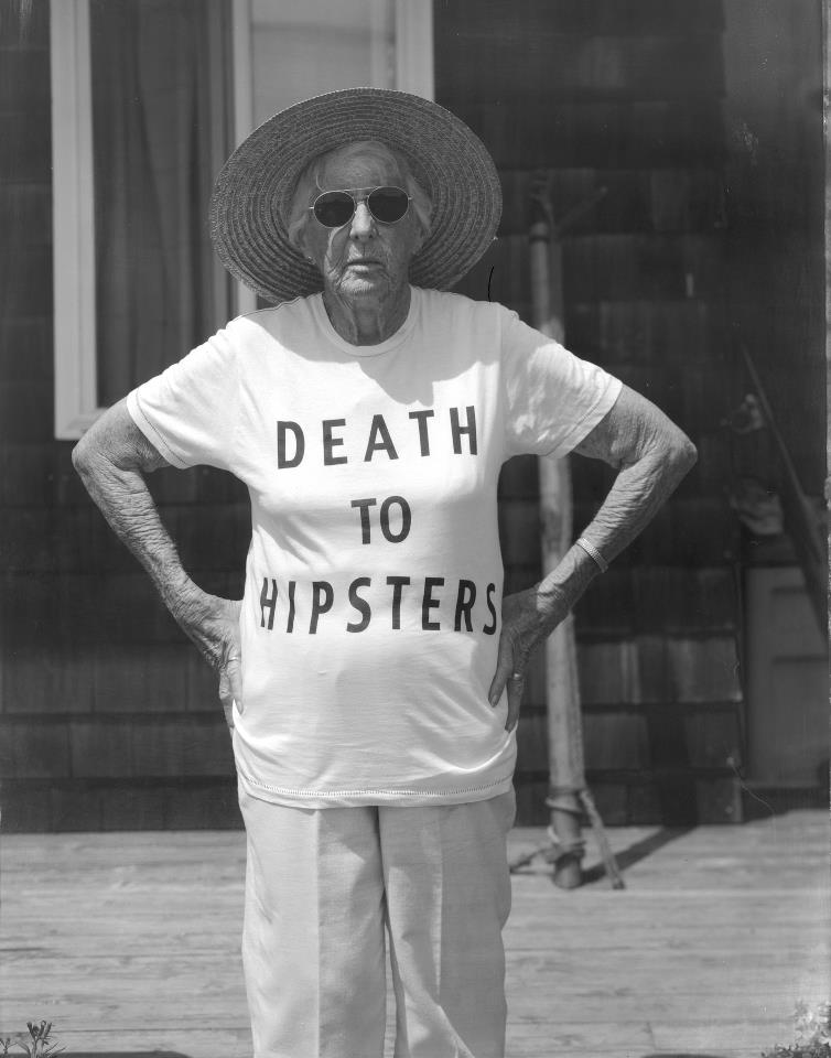 black and white, funny, and hipsters image