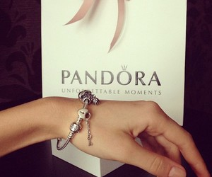 bracelets, charms, and happy image