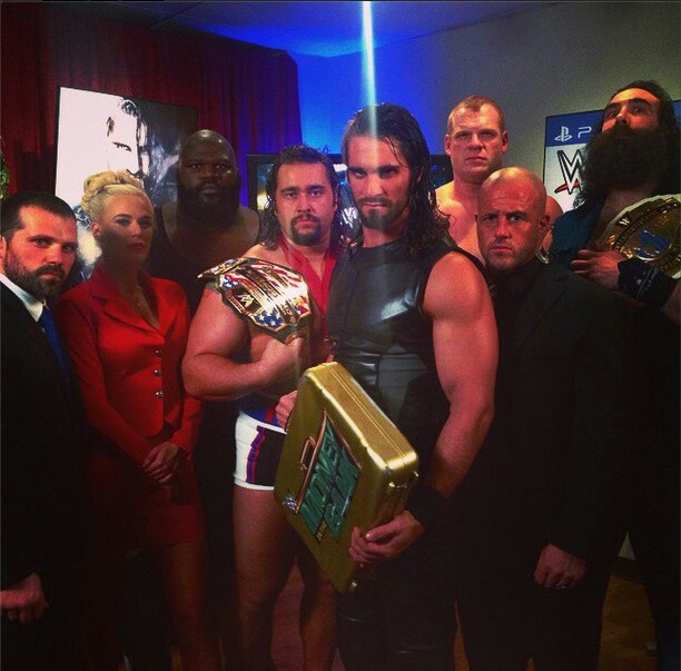 survivor series, wwe, and team authority image