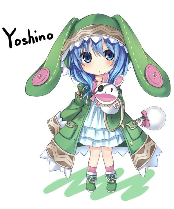 yoshino, date a live, and anime image