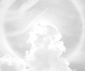 grunge, light, and white image