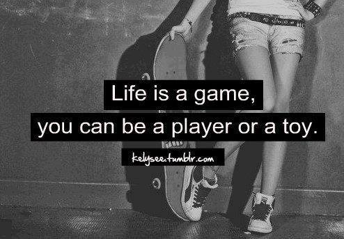 life, game, and player image