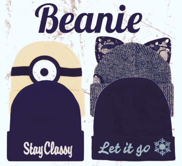 adorable, beanie, and comfortable image