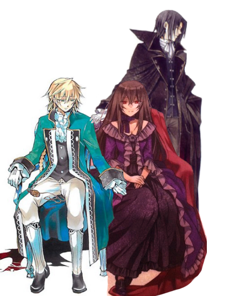 pandora hearts, anime, and oz bezarius image