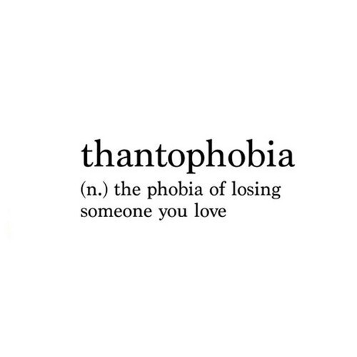 love, quotes, and phobia image