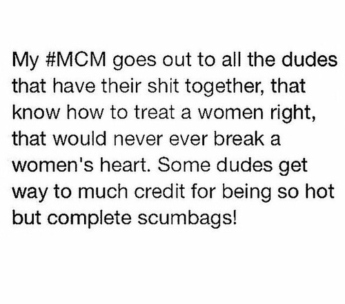 mcm and Relationship image
