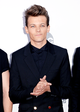 louis tomlinson, one direction, and amas image