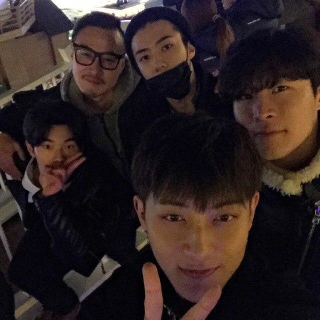 exo, sehun, and tao image