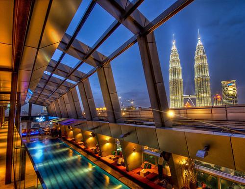 light, Kuala Lumpur, and Malaysia image