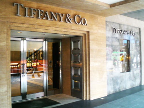tiffany & co, luxury, and store image
