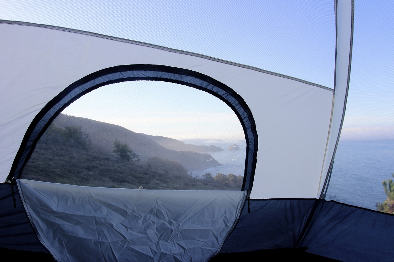 tent, nature, and travel image