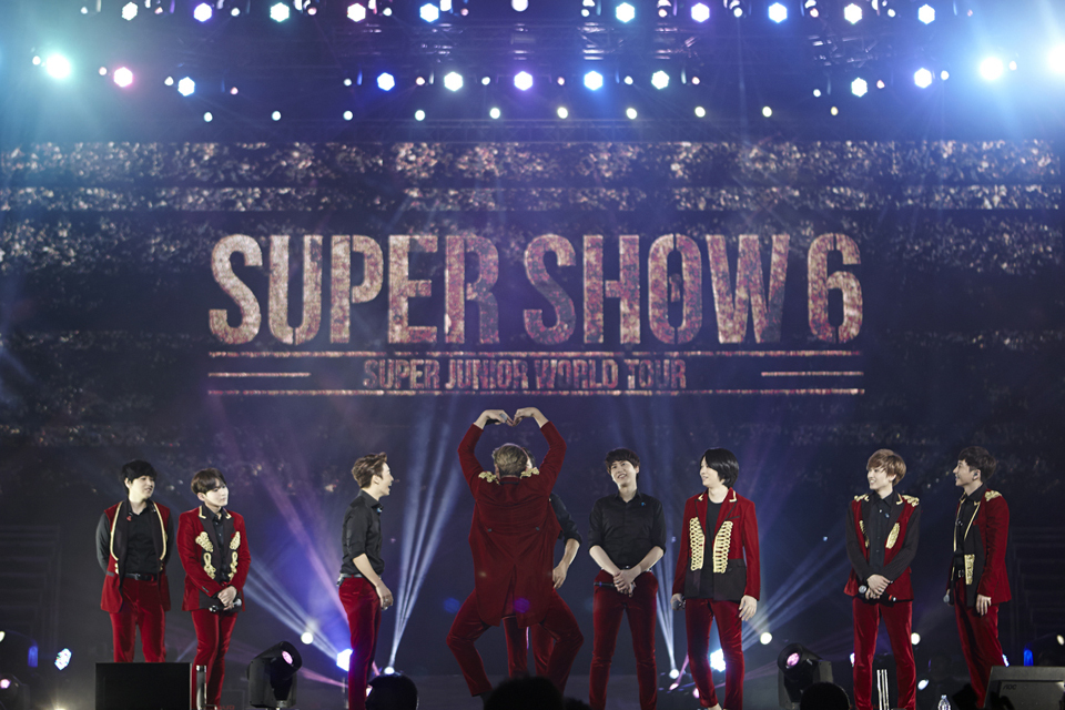 super junior and ss6 image