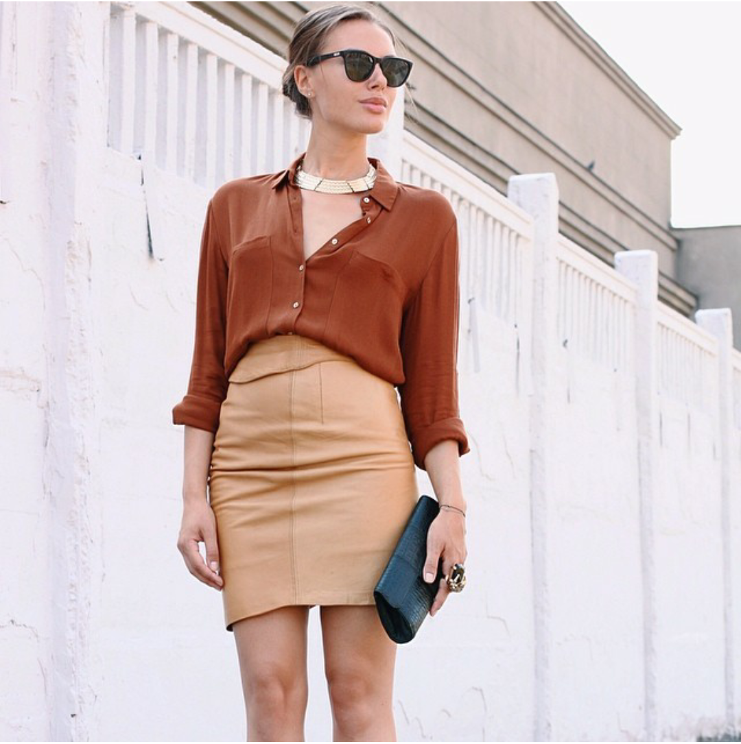classy, autumn look, and sophisticated style image