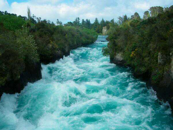 water, beautiful, and green image