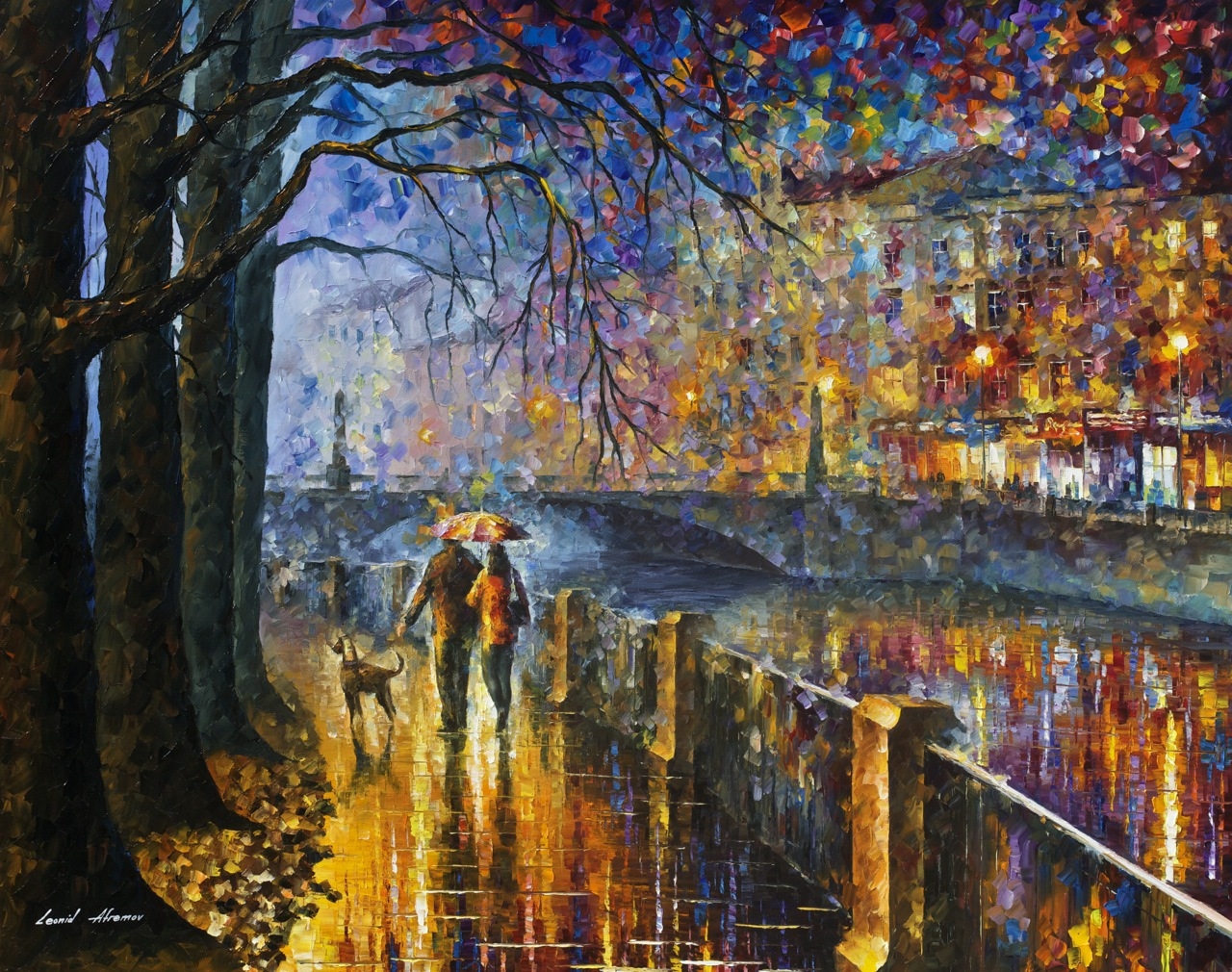 art, Oil Painting, and painting image