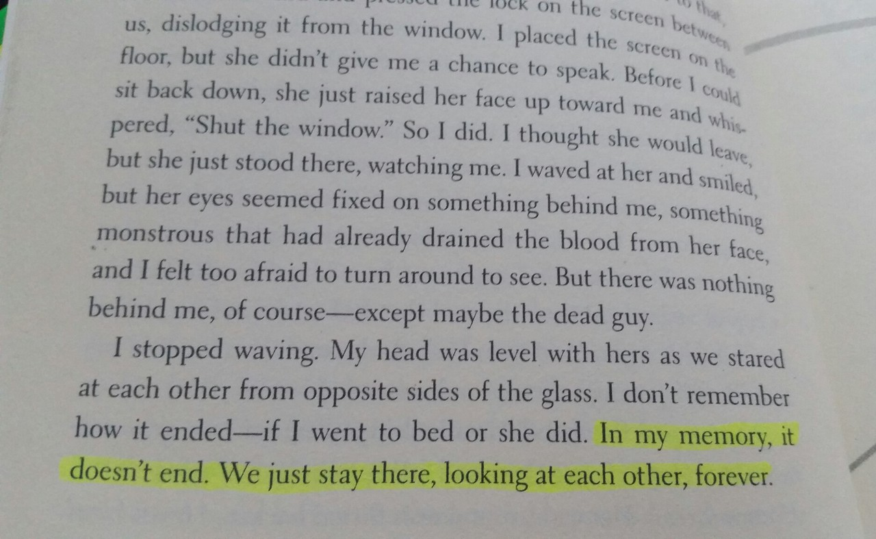 book, forever, and john green image