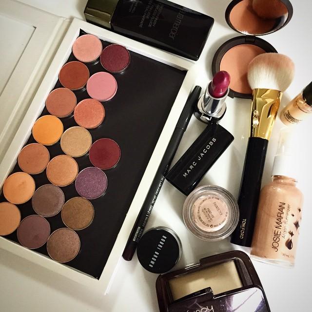 makeup, marc jacobs, and make up image