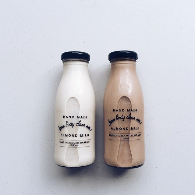 milk, drink, and food image