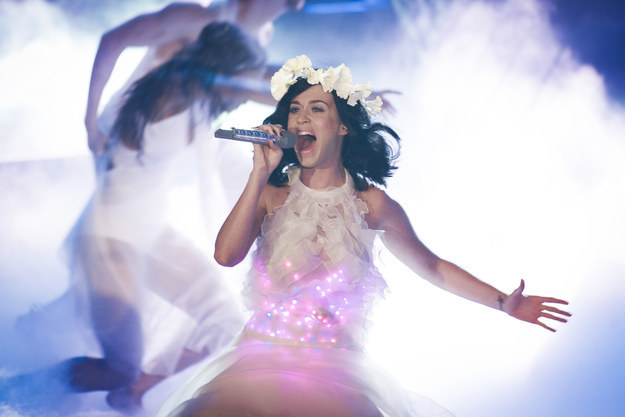 katy perry and unconditionally image