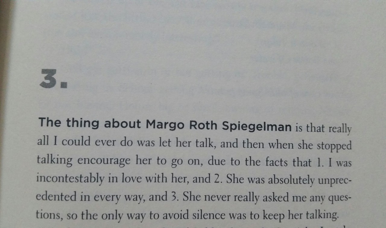 book, john green, and MARGO image