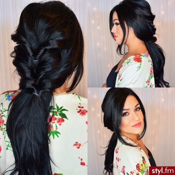 brunette, long, and girl image