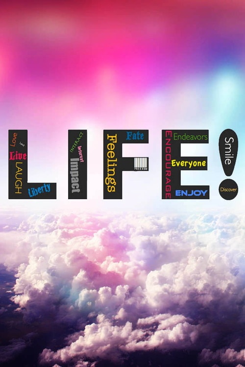 background and life image