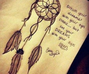 drawing and catch dreams image