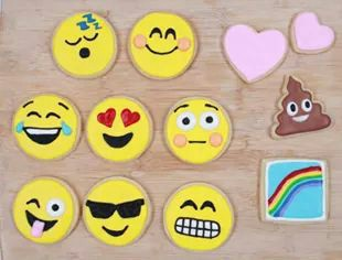 emoji, Cookies, and diy image