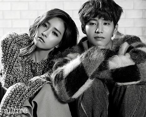 kim so eun, song jae rim, and couple image