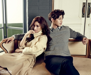 2014.12, Allure, Kim So Eun, Song Jae Rim, LTE couple, WGM, We Got Married