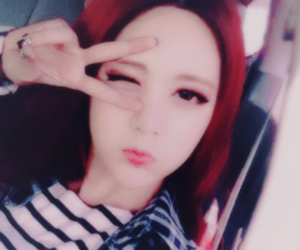 kpop, qri, and leader image