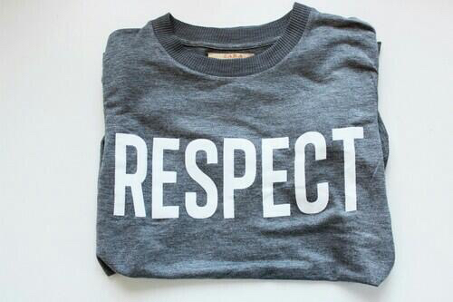 fashion, respect, and sweater image