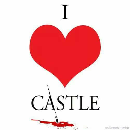 castle, richard, and lanie image